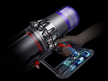 Dyson吸塵器換電池