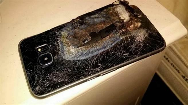 iphone 電池起火