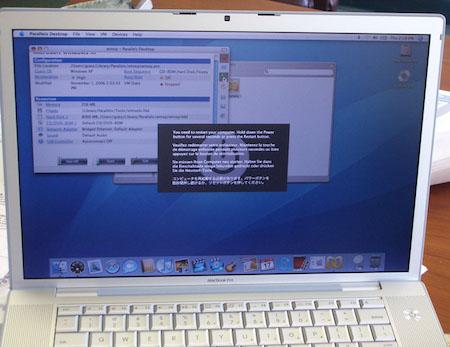 mac 四國語言