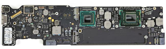 macbook主機板