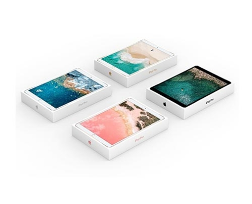 iPad 收購